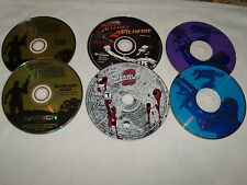 3 PC Jagged Alliance Game Lot: Deadly Games, Jagged Alliance 2, Wildfire