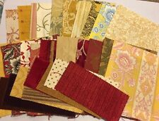 Lot 29 Vervain Upholstery Fabric Samples Designer Squares Swatch Remnants Crafts