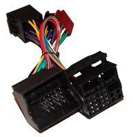 Câble faisceau autoradio PARROT KML mains libres pour BMW E60 E61 E63 E64 Mini