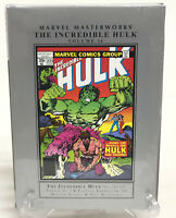 Incredible Hulk Marvel Masterworks Vol 14 Marvel Comics HC New Sealed $75