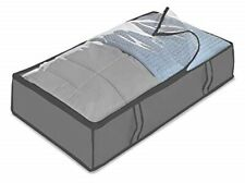 Under The Bed Storage Bag Organizer for shoes, linen  set of 2