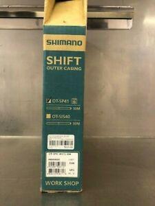 Shimano Shift Outer Casing - White