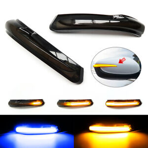 LED Dynamic Side Mirror Indicator Light For Kia Forte K3 Cerato YD Ceed JD 13-18