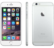 APPLE IPHONE 6 64GB SILVER GRADO AB  ACCESSORI + GARANZIA 12 MESI