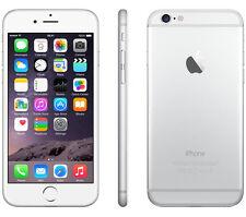 APPLE IPHONE 6 64GB SILVER GRADO AB  ACCESSORI + GARANZIA 12 MESI