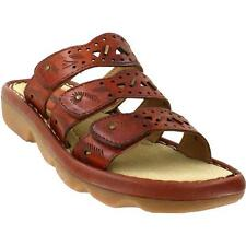 NEW Earth Stroll Slide Sandal. Spice Leather, Size Women 5, $85
