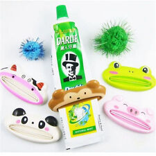 Home Tube Rolling Holder Squeezer Easy Cartoon Toothpaste Dispenser (Random)#2