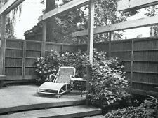 Mid Century Modern Landscape Design Mod Patio Retro Landscaping Screens Fences