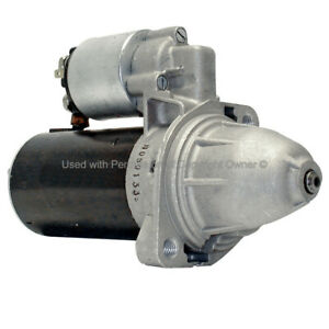 Starter Motor-New Quality-Built 12211N