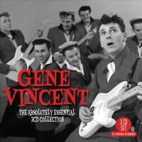 GENE VINCENT - THE ABSOLUTELY ESSENTIAL NEW CD