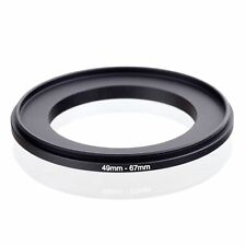 RISE(UK) 49-67 MM 49 MM- 67 MM 49 to 67 Step Up Ring Filter Adapter