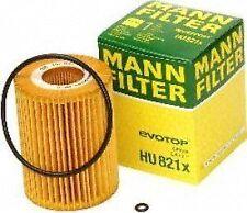 Mann-Filter   Oil Filter  HU821X