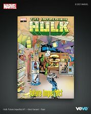 More details for veve - comic - the incredible hulk - part 1 of 2 - rare - #553 - nft