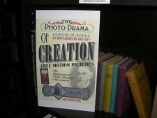 PHOTO-DRAMA OF CREATION POSTER Watchtower Jehovah IBSA 1914 on cardstock 14x8.5