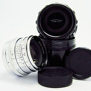 JUPITER-8 f2/50mm - SERVICED - Made in USSR-1964 year №6415285