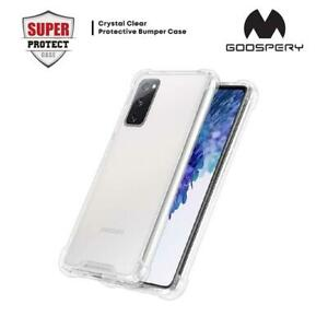 Goospery Shockproof Case Reinforced Corners for Samsung Galaxy S20/S20+/Ultra/FE