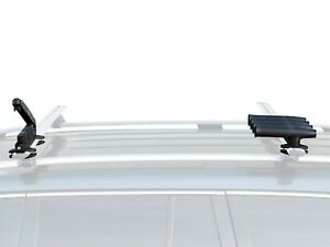 Low Profile Car / SUV Roof Rack Fishing Rod Transportation System 4 Rod Carrier