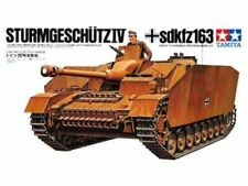 StuG IV - 1/35 Military Model Kit - Tamiya 35087