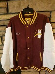 U2 Jacket LARGE Limited Edition 9/29/09 Washington DC 360 Degrees Tour Redskins