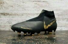 Nike Phantom Vsn Elite Soccer Cleats Shoes Sz 7 40 M Used Aq3262 077 Black Gold