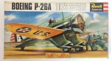 Revell BOEING P-26A. 72 scale H-656 Complete Great Britain Vintage