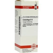 CIMICIFUGA D 3 Dilution 20 ml PZN 1766000