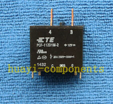 1pcs ORIGINAL PCF-112D1M-2 TE 12VDC Relay NEW