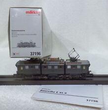 Märklin 37196 SPECIAAL E91 104 MFX HOORN DIGITAAL 3 delig metaal