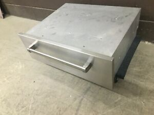 Wolf WWD30 - Warming Drawer with Stainless Steel PRO Handle