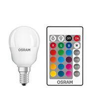 Osram Ampoule LED Star spherique E14 - 4.5 W