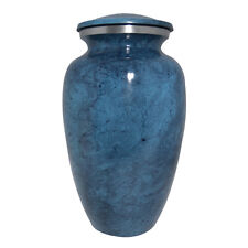 Large Urn for Funeral ,Big Aluminium Urn for Adult Cremation Ashes