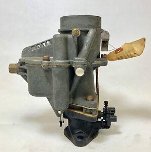 1941 & 1942 Nash Carburetor Single Barrel Carter 513S Old Rebuild