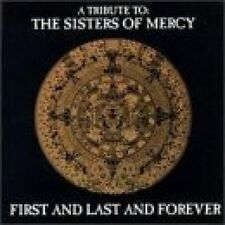 Sisters of Mercy First and last and forever-A tribute to (1993, v.a.: Aut.. [CD]