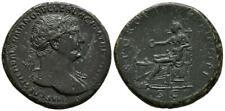 TRAJANO. Sestercio. (Ae. 25,11g/33mm). 109-110 d.C. Roma. (RIC 515). EBC/EBC-.