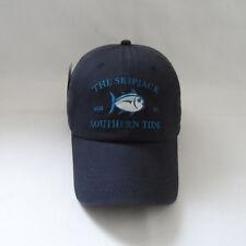 Southern Tide Big Fish Titile Original Skipjack Hat Cap $23 Navy L