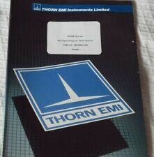 Original Thorn EMI (Megger) Service Manual for M2004 Multimeter