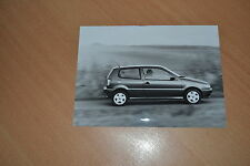 PHOTO DE PRESSE ( PRESS PHOTO ) Volkswagen Polo 50 Sportline de 1997 VW072