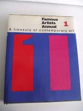 Famous Artists Annual 1 A Treasury of Contemporary Art 1978 HB 12 x 10