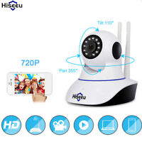 HD 720P IP Camera Wireless Smart WiFi WI-FI Audio Home Security CCTV Camera