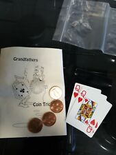 magic grandfathers coin trick