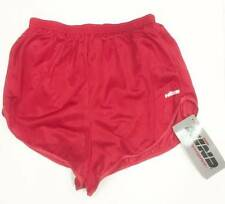 NWT Vintage HIND Performance Nylon Running Soccer Red Shorts Men Size Small