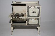 """1920's Arcade Toys Cast Iron """"Roper"""" Gas Stove, Original"""