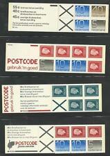 Niederlande ** postfrisches Lot aus Markenheftchen - Ziffern und Königinnen!