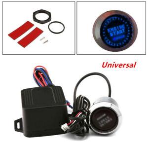12V Car Engine Start Keyless Entry Push Button Switch Lgnition Starter Parts