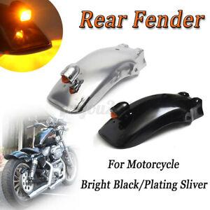 Motorcycle Rear Fender Mudguard for Honda/Yamaha/Suzuki/Kawasaki/Chopper Cruise