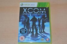 XCOM Enemy Unknown Xbox 360 UK PAL **PLAYABLE ON XBOX ONE**