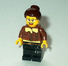 NINJAGO #07B Lego Jay's Mother - Jay Mom Cartoon NEW Genuine Lego castle custom