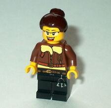 NINJAGO #07B Lego Jay's Mother - Jay Mom Cartoon NEW Genuine Lego castle custom