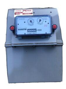 """Schlumberger Metris Model 250 1/2""""  5 PSI - gas meter"""