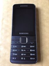 Samsung GT S5610/S5611 - Metallic Silver (Unlocked) mobile phone
